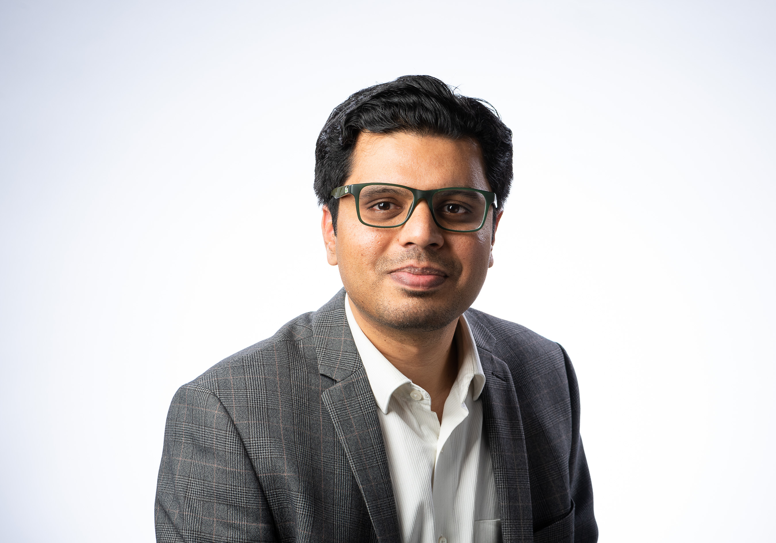 Photo of Vivek Soundararajan