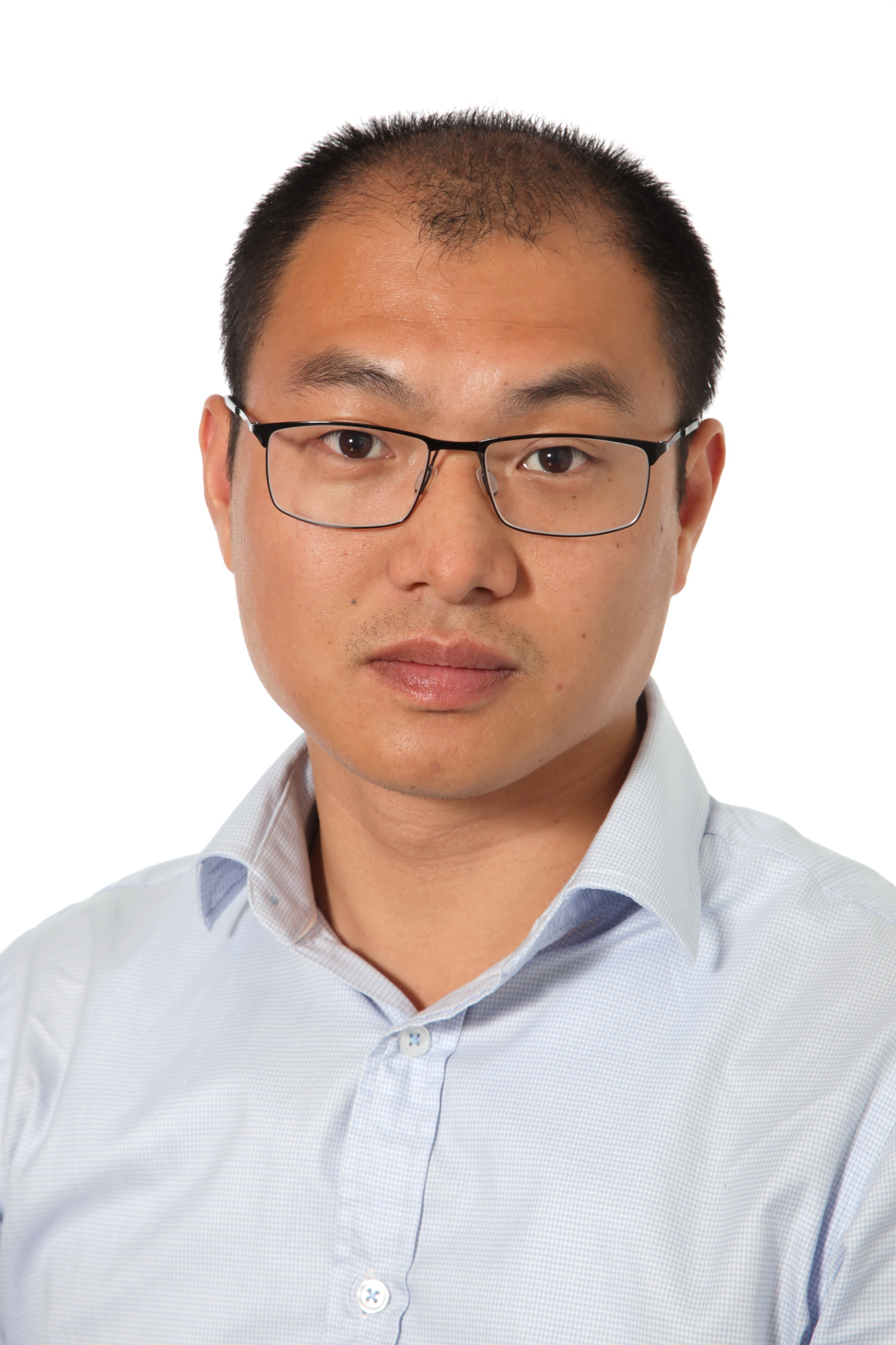 Photo of Vincent Zeng